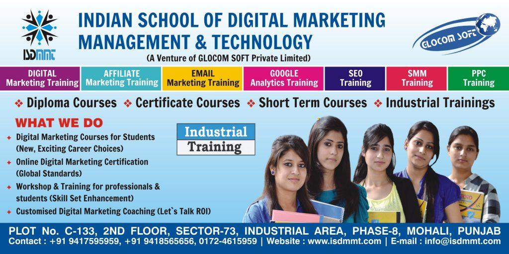 INDIAN SCHOOL OF DIGITAL MARKETING