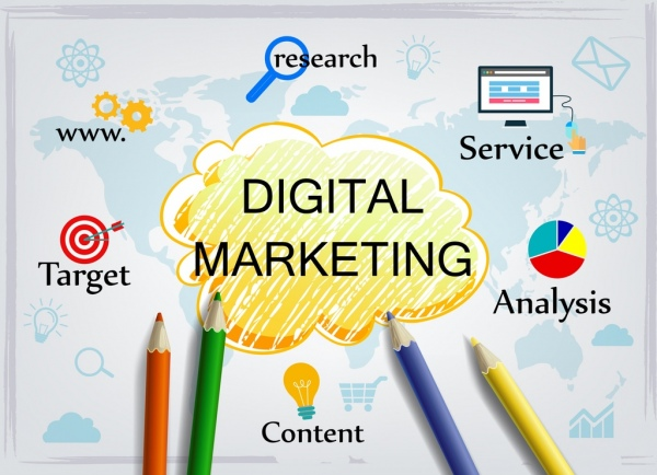 Digital Marketing Tactics provide huge audience towards particular link.